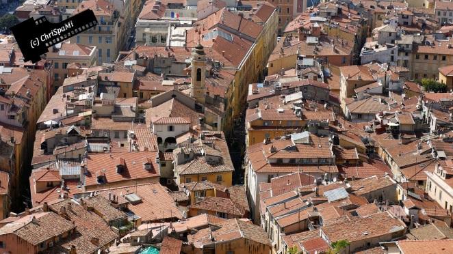 über den Dächern von Nizza...