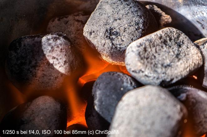 Barbecue Season started - es wird heiß