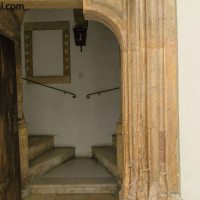 Die Doppelwendeltreppe in Graz - Kunstwerk eines unbekannten Steinmetz