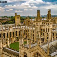 Wir beginnen eine neue Reise #England #Oxford