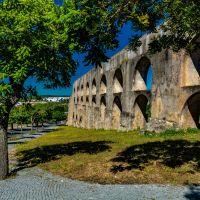 Das #Aquädukt von #Elvas, #Portugal