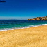 Am #Strand von #Nazaré