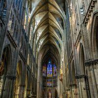 Die #Kathedrale in #Metz : Die Laterne Gottes I