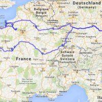 Neue Reise : Frankreich (Normandie & Bretagne)