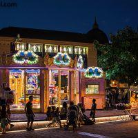 #Metz bei #Nacht