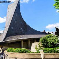 Kirche #St-Jeanne-d'Arc in #Rouen
