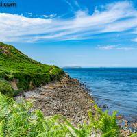 #Küstenwandern in Trégastel