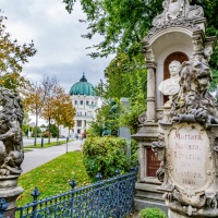 Der Zentralfriedhof Wien