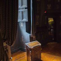 Das schwarze Zimmer in #Chenonceau