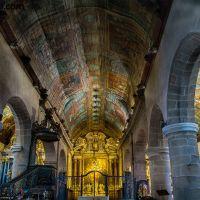 #Kirche #Saint-Cornély - #inside