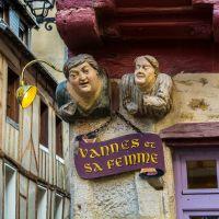 #Monsieur #Vannes et sa #femme