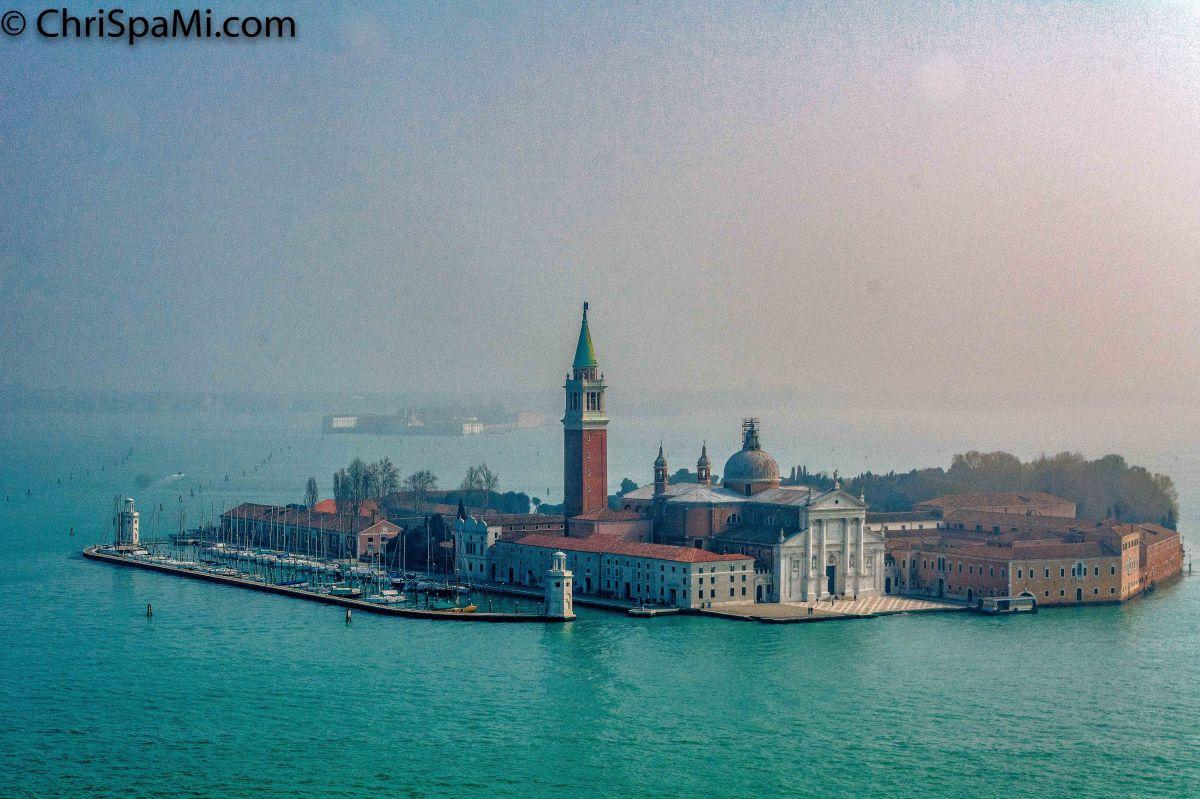 Blick auf #San_Giorgio_Maggiore