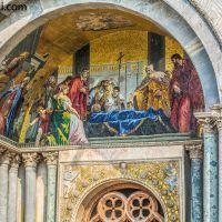 Eingang zur #Basilica_di_San_Marco #Venedig