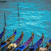#Venedig - die #Gondeln warten...