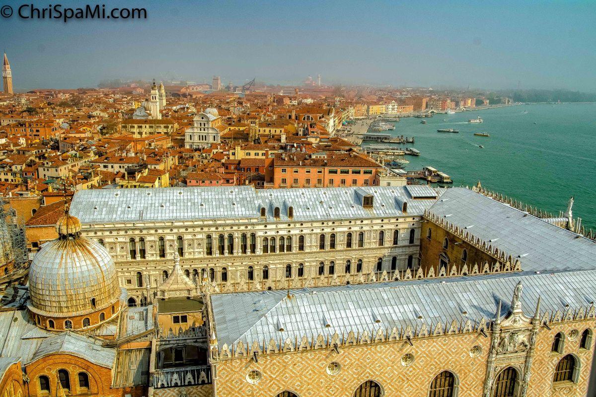 #Venedig von #oben
