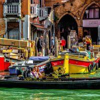 #DHL in #Venedig