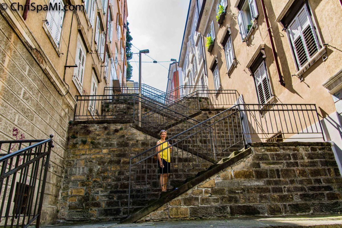 Die #Treppen von #Triest