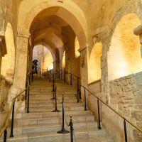 Die #Felsenkirche von #Monte_Sant_Angelo #San_Michele