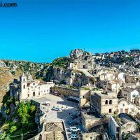 #Matera – #Sassi di Matera als #Drehort