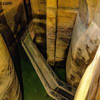 #Palombarolungo #Matera : der große #Wasserspeicher