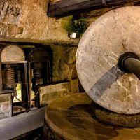 Die unterirdische #Ölmühle von #Gallipoli