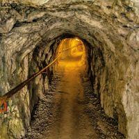 #Höhlen und #Tunnel in der #Kitzlochklamm – #Raurisertal – #Nationalpark