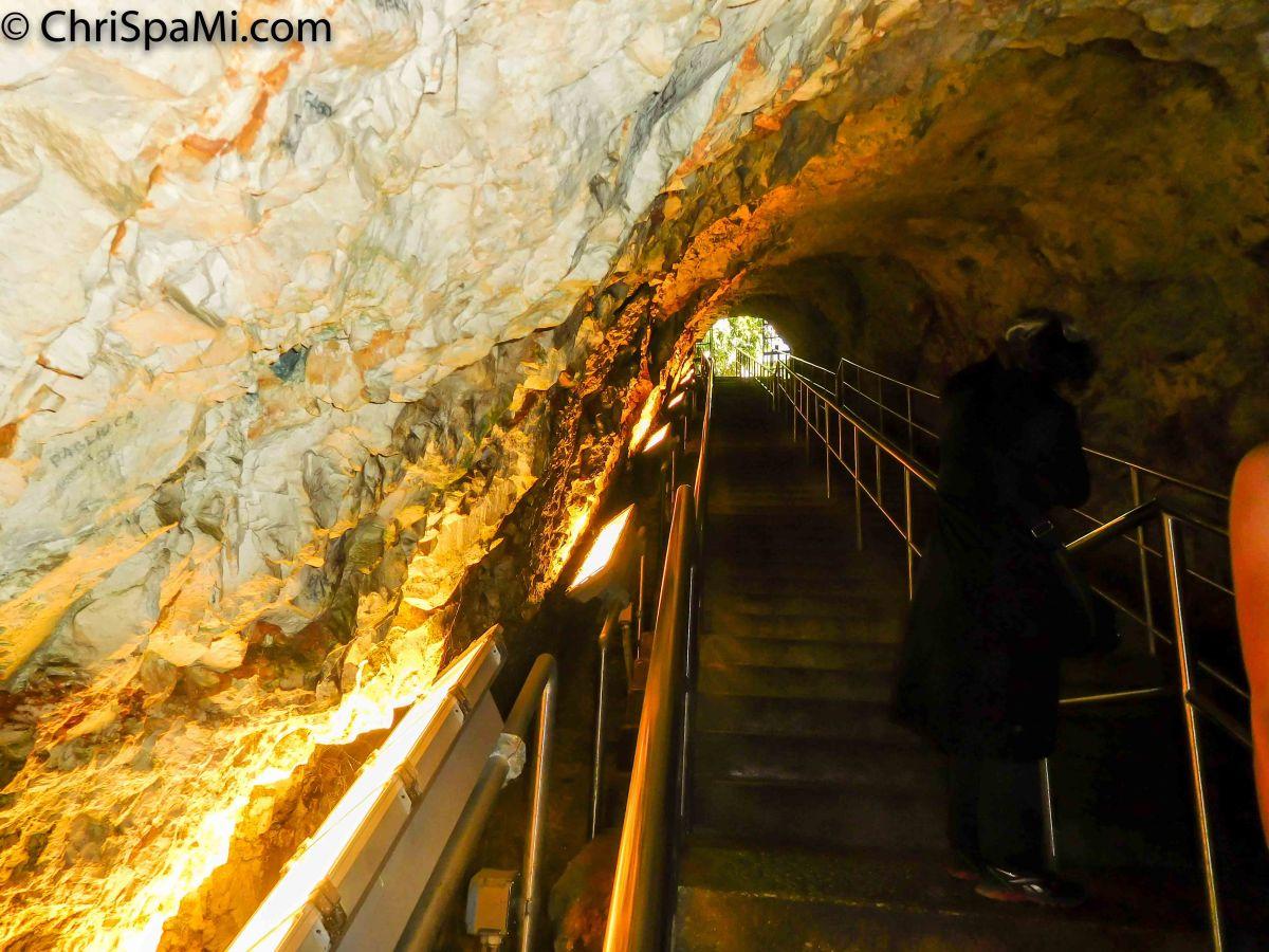Das Wunder von #Polignagno:          #Grotte di Castellana