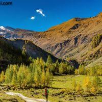 #Nationalpark Hohe Tauern - man fühlt sich klein...