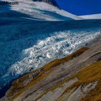 Der #Gletscher fliesst...
