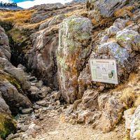 Die #Spuren der #Goldgräber in #Rauris