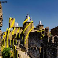 #Carcassonne – auf den Burgmauern II