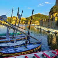 Ab ans Meer - #Collioure