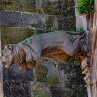 Die #Kathedrale von #Carcassonne - Details