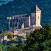 #Notre-Dame de #Saint-Bertrand-de-Comminges