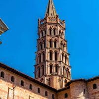 St. Sernin Toulouse