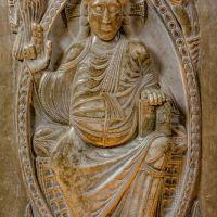 St. Sernin - der wohlgenährte Christus