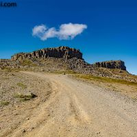 #Borgarvirki #Island