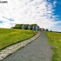 #Glaumbaer - die #Grassodenhäuser