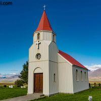 #Glaumbaer - Kirche