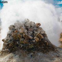 Geothermalfeld #Namafjall