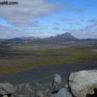 #Hverfjall - der Vulkan