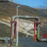 Das Geothermal Kraftwerk - #Krafla