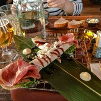 Islandic Dinner at #Höfn