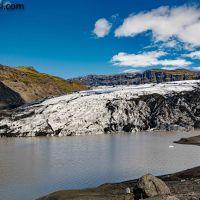 Am #Sólheimajökull - Gletscher