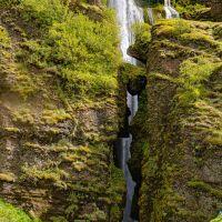 Der Wasserfall der Schluchtbewohner - #Gljufrabui