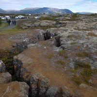 Pingvellir / Thingvellir - der große Graben