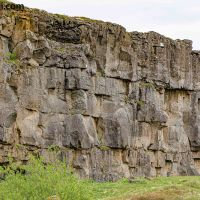 #Pingvellir IV - Game Of Thrones - die MAUER