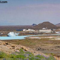 Blick aufs Geothermal Feld #Gunnuhver