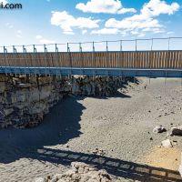 Trockenen Fusses von Europa nach Amerika - #Miðlína, die Brücke zwischen den Kontinenten
