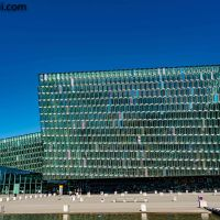 Das #Operhaus von #Reykjavik: Die #Harpa I